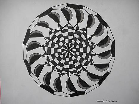 Optical Illusion by Jesus Nicolas Castanon