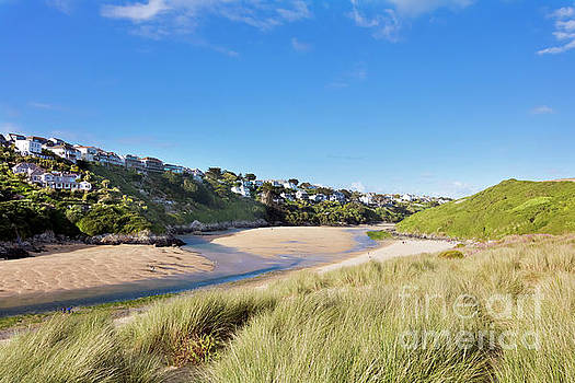 Crantock and The Gannel by Terri Waters