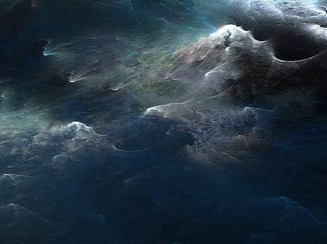 Crashing Waves by Amorina Ashton