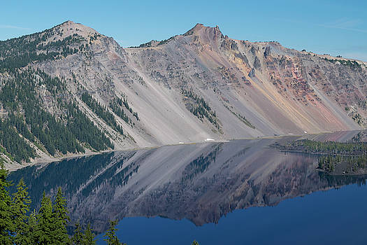 Crater Lake 2 by Frank Wilson
