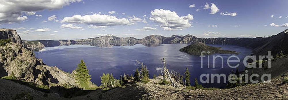 Crater Lake 5 Shot by Hugh Stickney