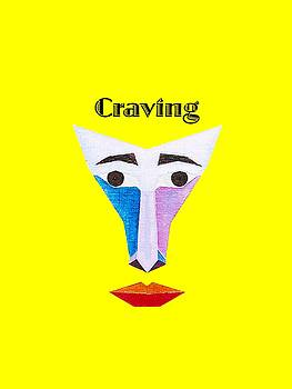 Craving text by Michael Bellon