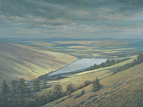 Cray Reservoir by Richard Picton