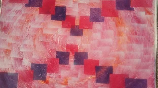 Crazy bout squares by Richard Perez