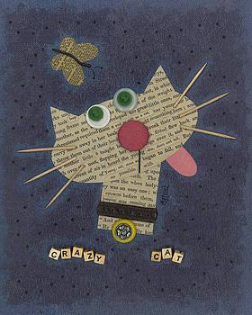 Crazy Cat by Carol Neal