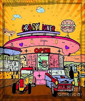 Crazy Diner by Nico Bielow by Nico Bielow