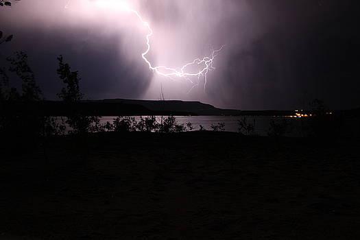 Crazy Lightning by Craig Butler