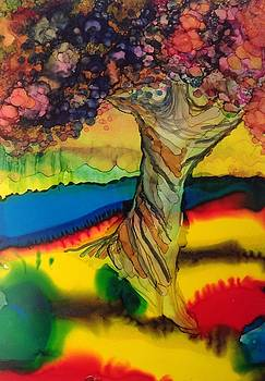Crazy Tree of Life by Andrea Patton