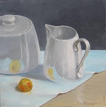Creamer  by Eleonora Mingazova