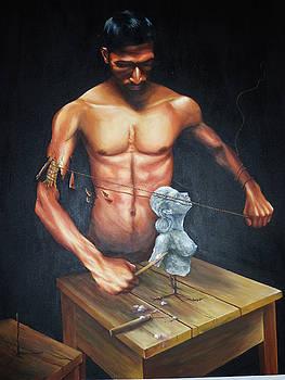 Creation And Destruction by Tapash Sarkar