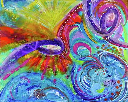 Creation by Deborah Brown Maher