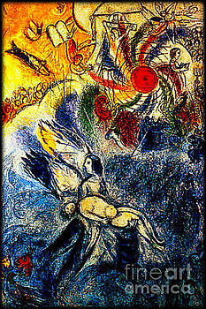 Marc Chagall - Creation