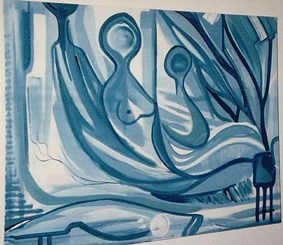Creation by Otis L Stanley