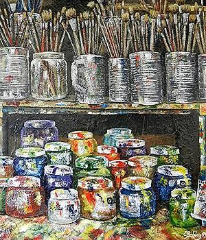 Creative Chaos by Elaine Balsley