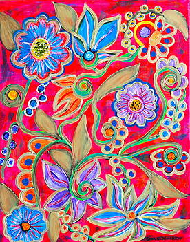 Creative freedom by Gina Nicolae Johnson