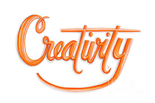 Creativity by Cindy Garber Iverson