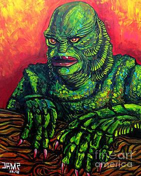 Jose Mendez - Creature Black Lagoon