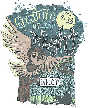 Creature of the Night by Jennifer Kelly