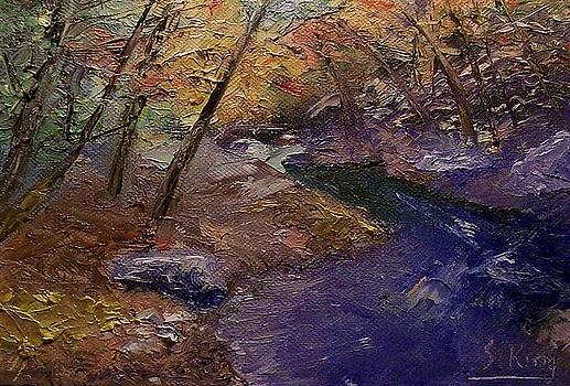 Creek Bank by Stephen King