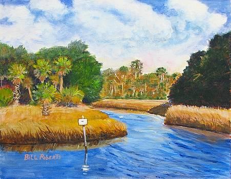 Creek by Bill Roberts