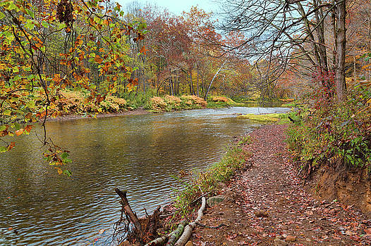 John M Bailey - Creekside Trail