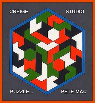 PETER-HUGO MCCLURE - Creige Studio Puzzle