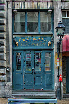 Cremerie St-Vincent Montreal by Michael Gallitelli