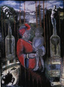 Creole Shekhinah by Barbara Nesin
