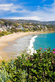 Utah Images - Crescent Bay Laguna Beach California