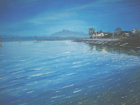 Ilona MONTEL - Crescent Beach, B.C.