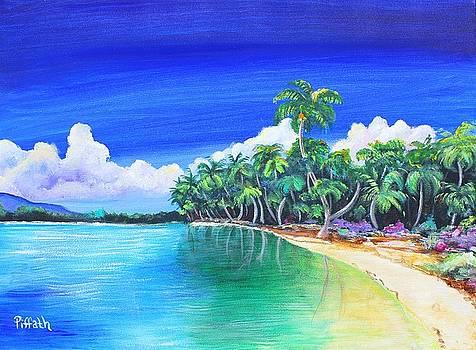 Crescent Beach by Patricia Piffath