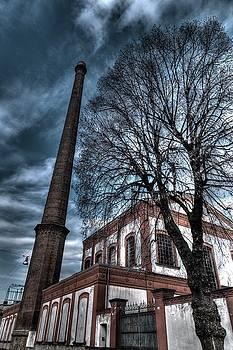 Crespi d'Adda Power Plant by Fabio Belloni