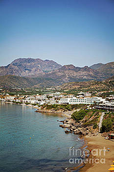 Sophie McAulay - Crete resort village