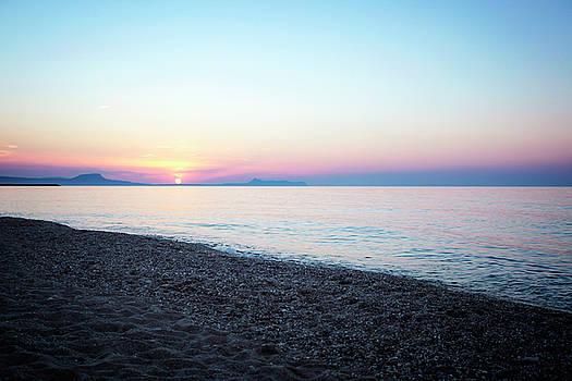 Lorrie Joaus - Crete sunset