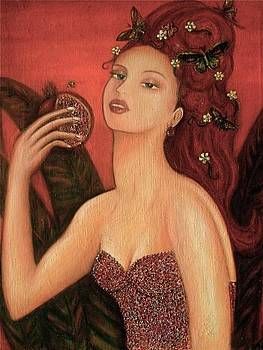 Crimson And Clover by Teresa Moore