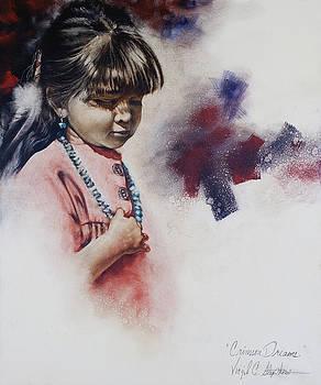 Crimson Dreams by Virgil Stephens