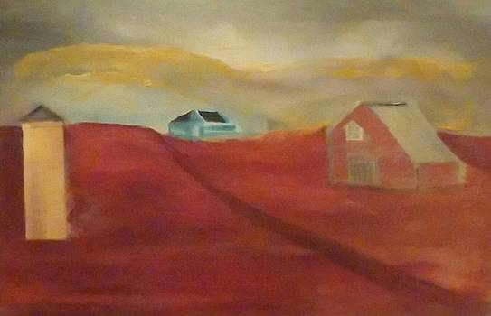 Crimson Field  by Gregory Dallum