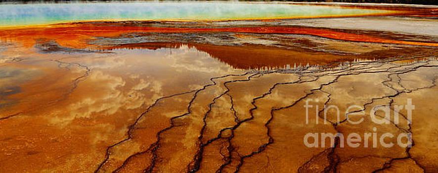 Crimson River by Robert Pearson
