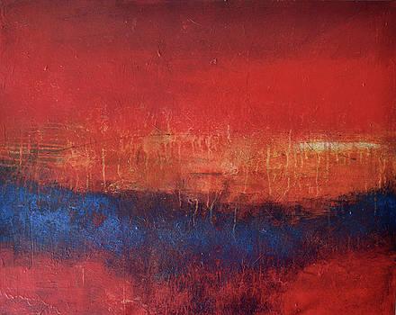 Crimson Sky by Filomena Booth
