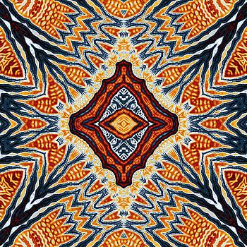 Crinkly Rhombus by Mark Eggleston
