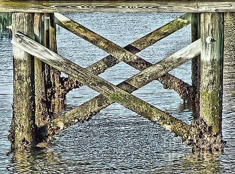 Criss Cross by Christy Ricafrente
