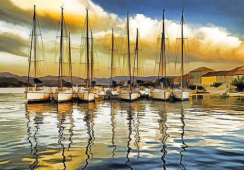 Dennis Cox WorldViews - Croatia Marina