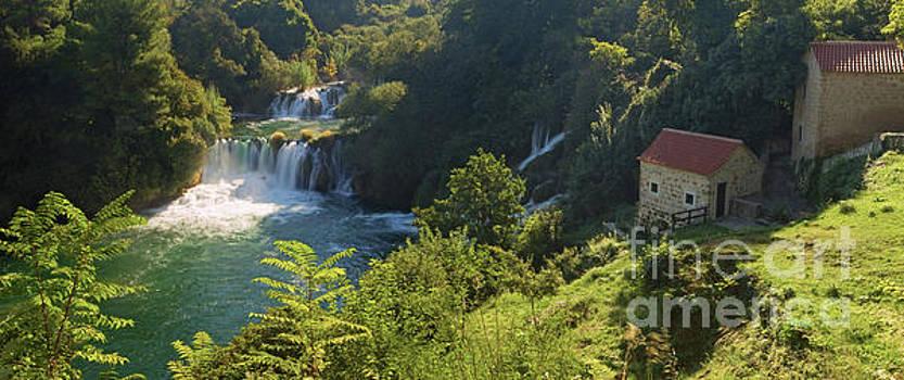 Croatian Countryside at Krka National Park by Matt Tilghman