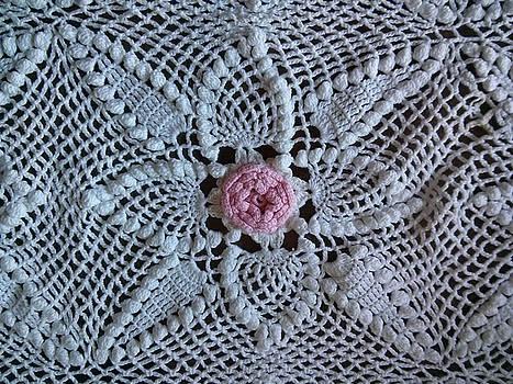 Dominique Fortier - Crocheted Bedspread Pattern