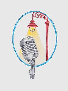 Crooner by Tamara Elliott