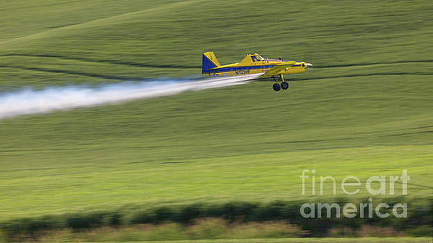 Crop Duster  by Jerry Fornarotto