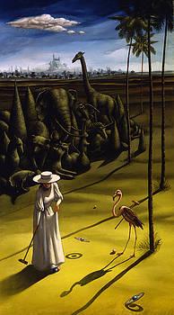 Croquet by Jane Whiting Chrzanoska