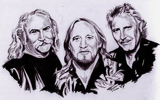 Toon De Zwart - Crosby Stills and Nash