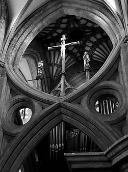 Lexa Harpell - Wells Cathedral Engalnd Interior