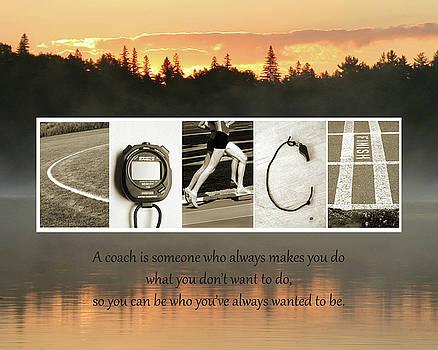 Cross Country Coach by Kathy Stanczak